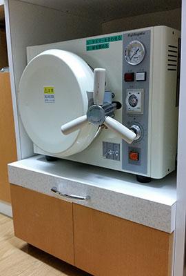 HAC高圧蒸気滅菌器
